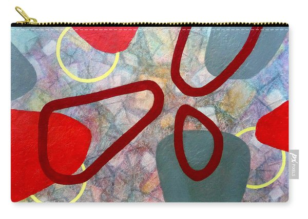 Time Warp - For Mica Carry-all Pouch