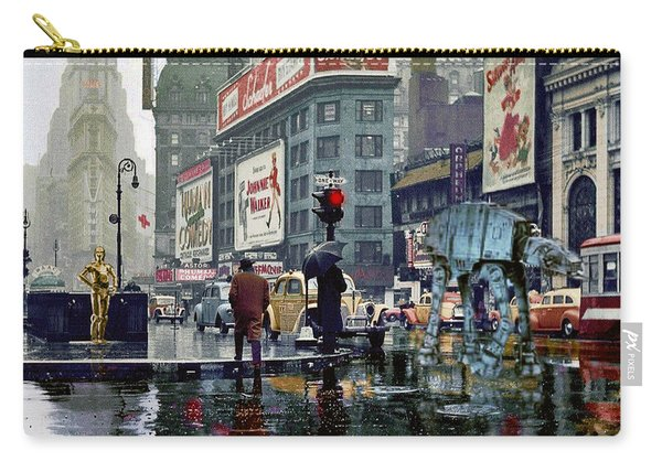 Times Square 1943 Reloaded Carry-all Pouch