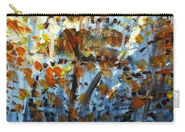 Tim's Autumn Trees Carry-all Pouch