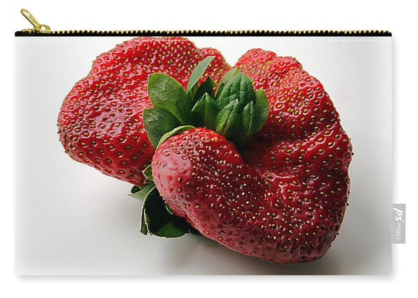 Tina's Strawberry Carry-all Pouch