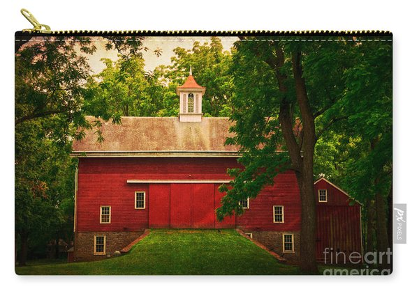 Tinicum Barn In Summer Carry-all Pouch