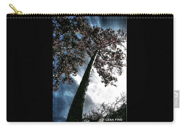 Tippy Top Tree II Art Carry-all Pouch