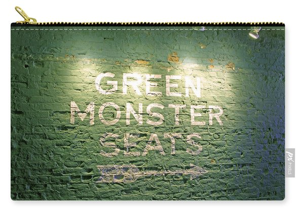 To The Green Monster Seats Carry-all Pouch