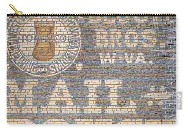Tobacco Advertisement Carry-all Pouch