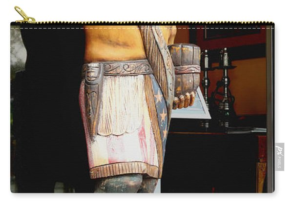 Tobacco Sign Carry-all Pouch