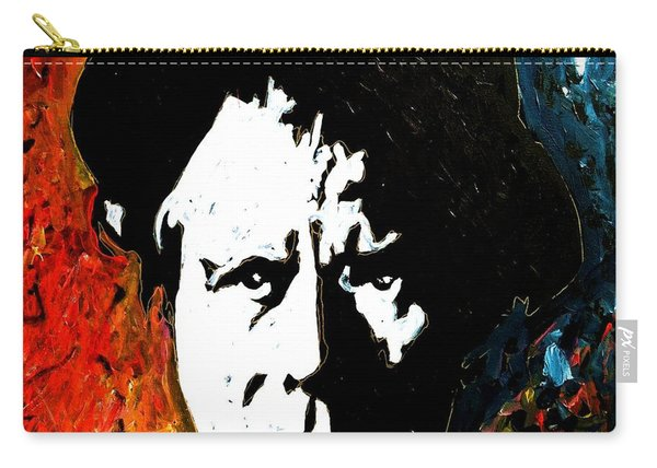 Tom Waits Carry-all Pouch