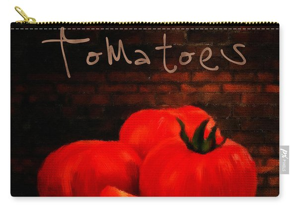 Tomatoes II Carry-all Pouch