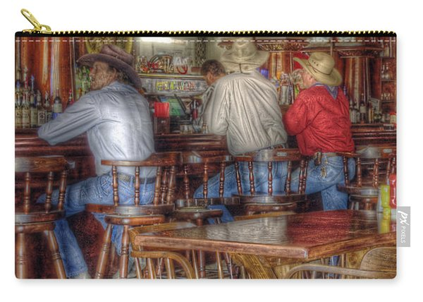 Tombstone Cowboys Carry-all Pouch