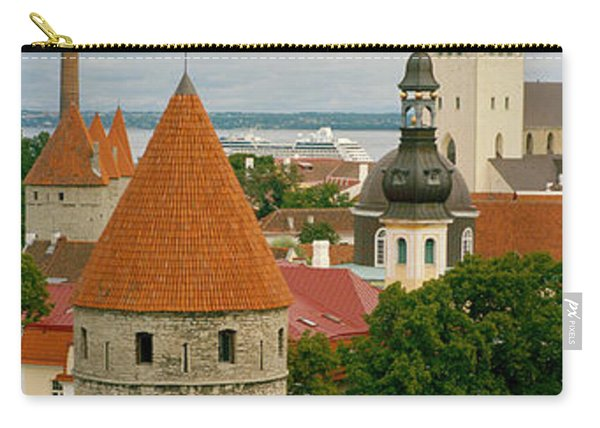 Toompea View, Old Town, Tallinn, Estonia Carry-all Pouch