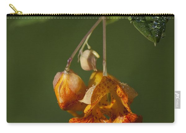 Touch Me Not.. Carry-all Pouch