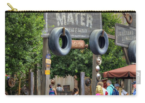Tow Mater Carry-all Pouch