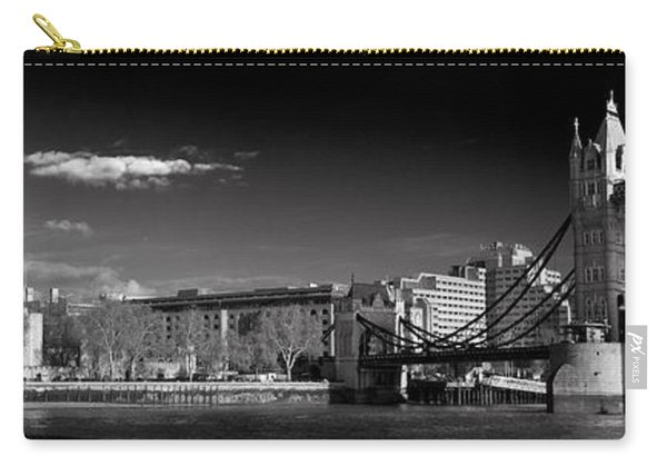 Tower Of London And Tower Bridge Carry-all Pouch