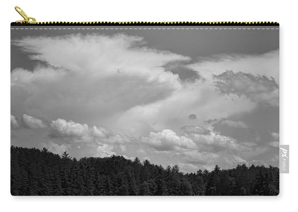 Towering Clouds Over Buck Lake Carry-all Pouch