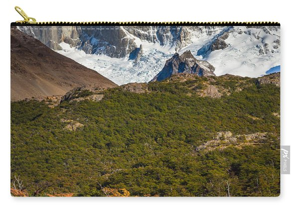 Towering Fitz Roy Carry-all Pouch