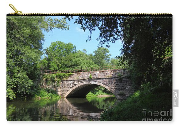 Town Creek Aqueduct Maryland Carry-all Pouch
