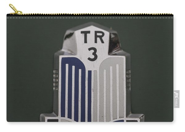 Tr3 Hood Ornament 2 Carry-all Pouch