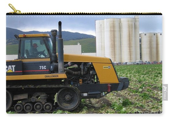 Tractor At Spreckels Carry-all Pouch