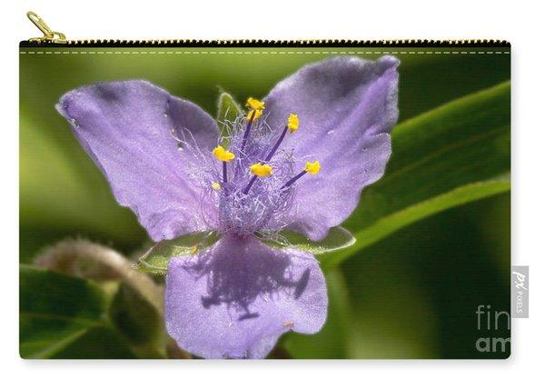 Tradescantia Virginiana Carry-all Pouch