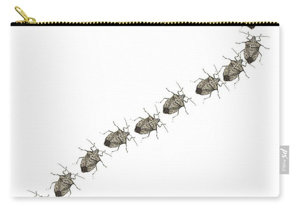 Trail Of Stink Bugs Carry-all Pouch