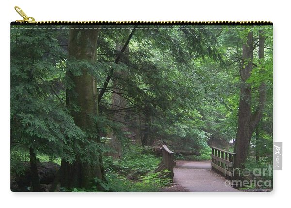 Trail To Ash Cave Carry-all Pouch