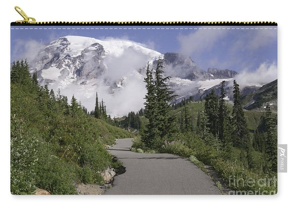 Trail To Edith Creek Carry-all Pouch