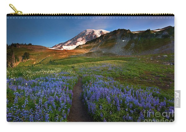 Trail To Majesty Carry-all Pouch