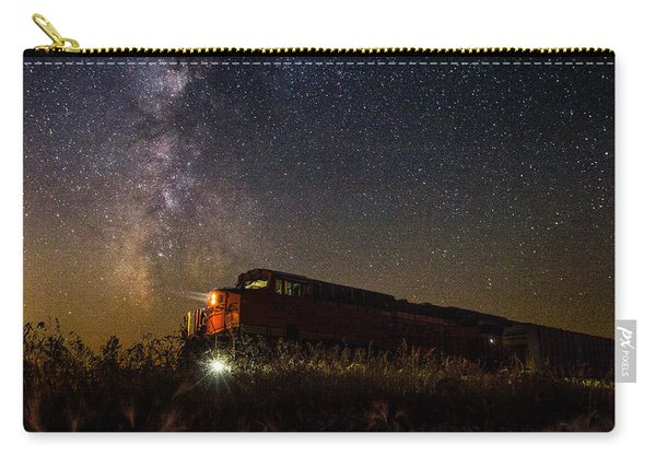 Train To The Cosmos Carry-all Pouch