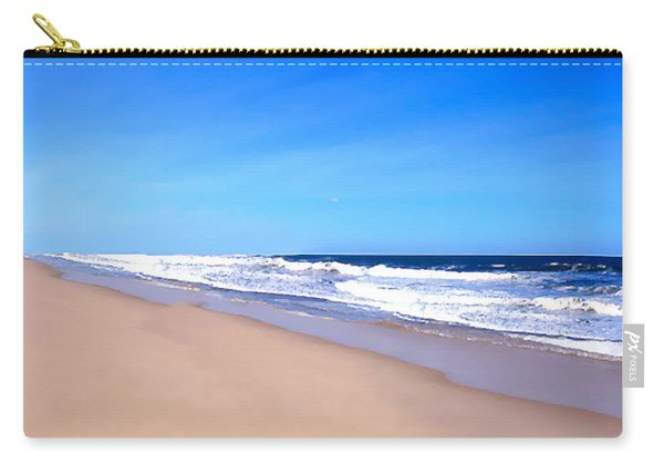 Tranquility II By David Pucciarelli  Carry-all Pouch