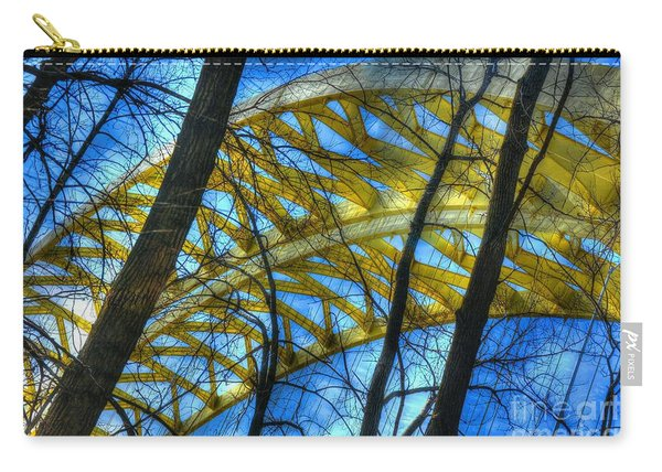 Tree Bridge Designs Carry-all Pouch