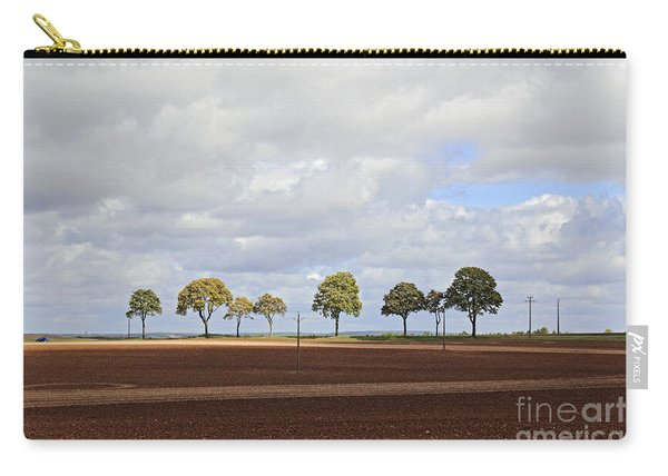 Tree Line France Carry-all Pouch