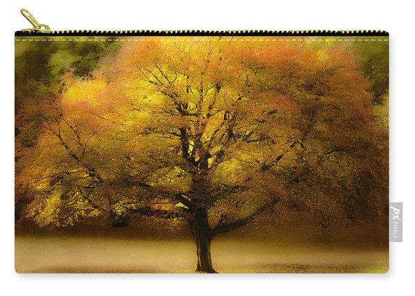 Tree Of Fall Carry-all Pouch