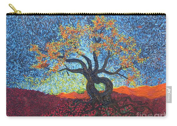 Tree Of Heart Carry-all Pouch