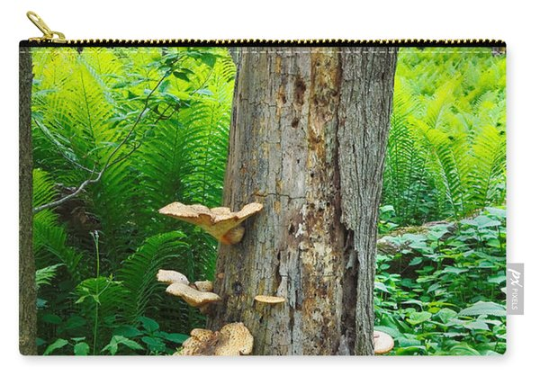 Tree Remnant Carry-all Pouch