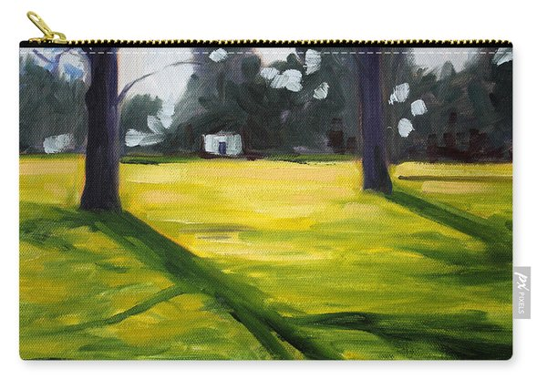 Tree Shadows Carry-all Pouch