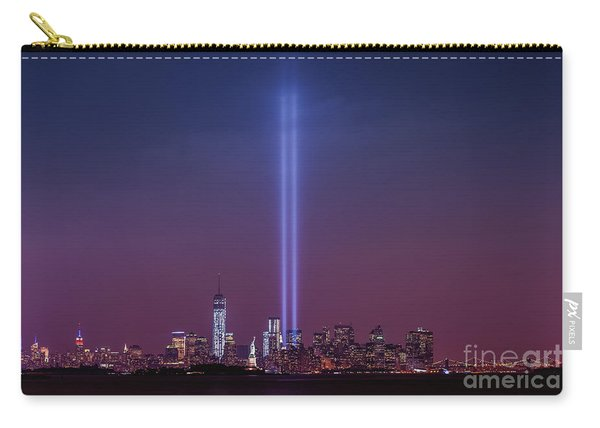 Tribute Lights Carry-all Pouch