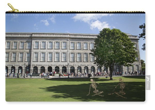 Trinity College Shadows Carry-all Pouch