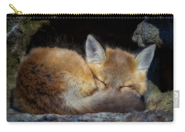 Fox Kit - Trust Carry-all Pouch