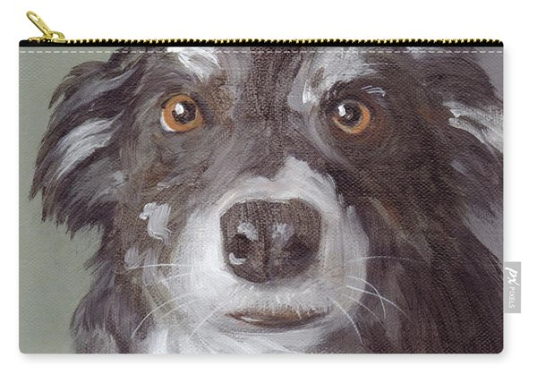 Trusting Eyes Carry-all Pouch