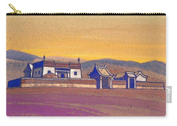 Tsagan-kure - Inner Mongolia Carry-all Pouch