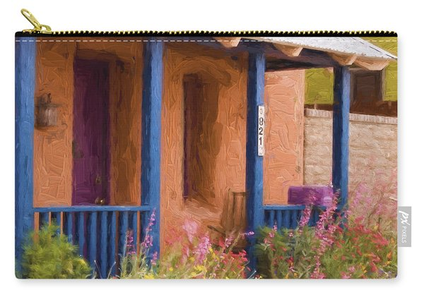 Tucson 821 Barrio Painterly Effect Carry-all Pouch