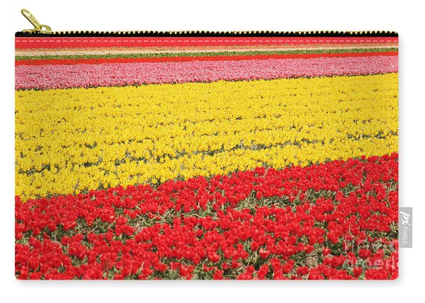 Tulip Fields 1 Carry-all Pouch