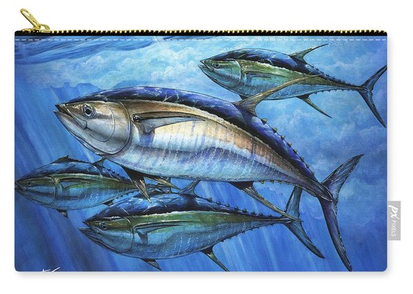 Tuna In Advanced Carry-all Pouch