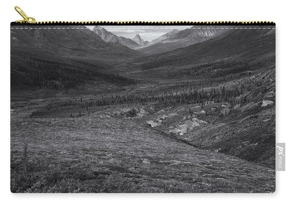 Tundra Valley Carry-all Pouch