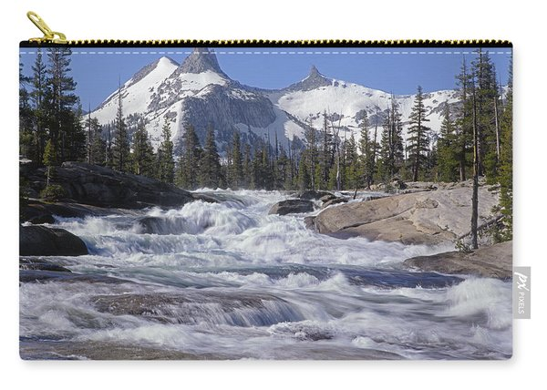 6m6539-tuolumne River  Carry-all Pouch
