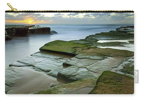 Turimetta Beach Sunrise Carry-all Pouch