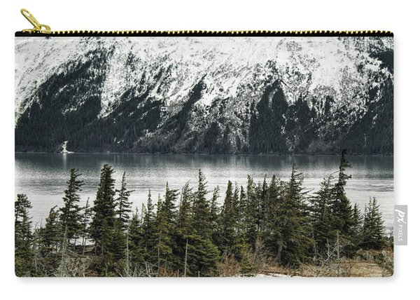 Turnagain Arm  Carry-all Pouch