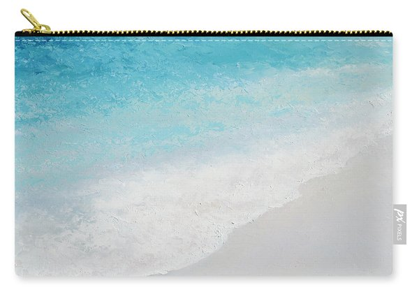 Turquoise Ocean 4 Carry-all Pouch