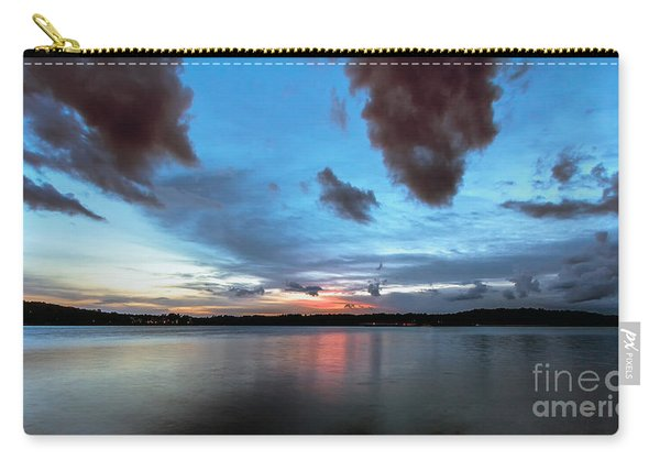 Twilight On Lake Lanier Carry-all Pouch