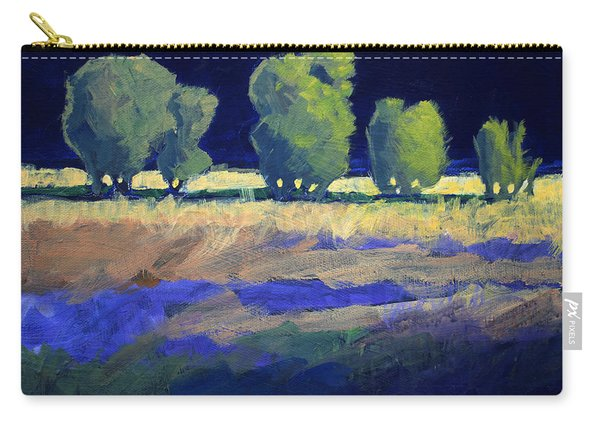 Twilight Landscape Carry-all Pouch