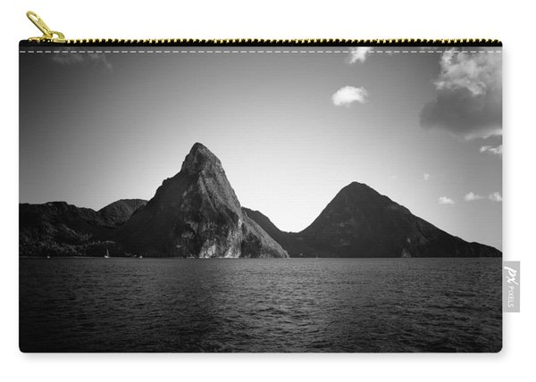 Twin Peaks Pitons Carry-all Pouch